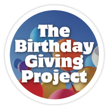 Family-to-Family The Birthday Giving Project