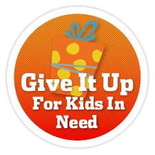 Family-to-Family Give It Up For Kids In Need