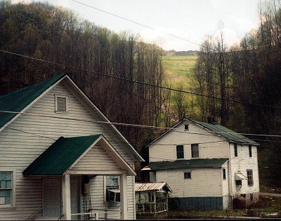 Low income homes in McRoberts, Kentucky