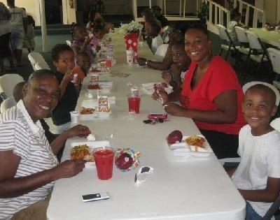 Poverty Outreach center in Waco, Texas
