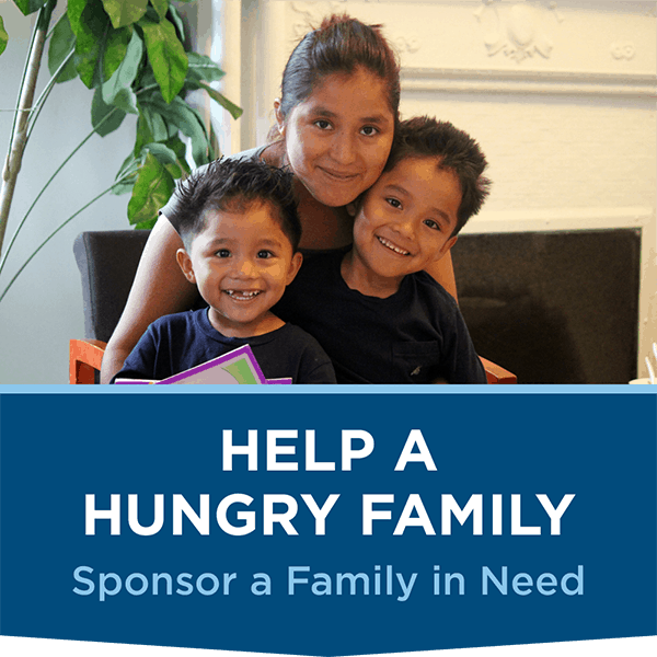 Help a Hungry Family in Need